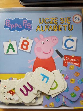 Puzzle Peppa Pig 2 sztuki