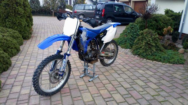 Yamaha YZF 250 4t