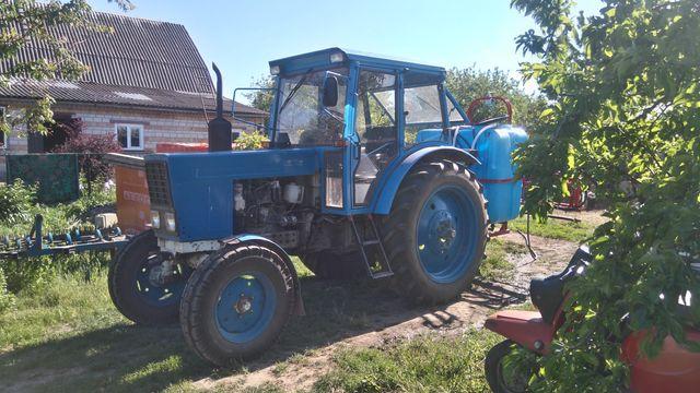 Трактор МТЗ 80 мтз