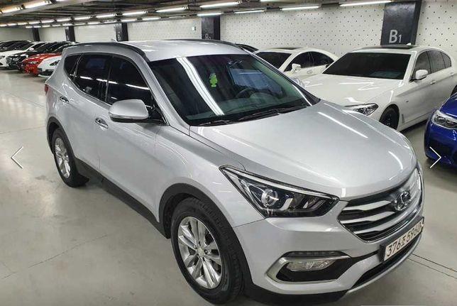 Hyundai Santa Fe The Prime Diesel 4WD Premium з Кореї!