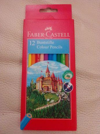 Lápis de Cor da Faber Castell e Staedtler Novos