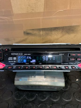 Auto Radio CD KenWood KDC-3021A