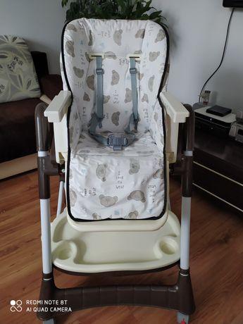 Krzesełko stoliczek  do karmienia