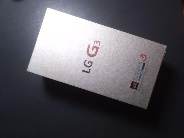 Pudełko po LG G3