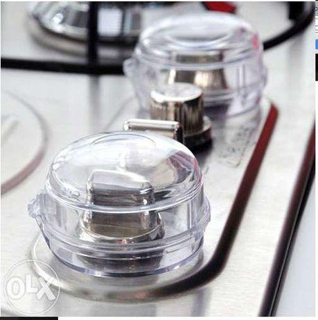 Protetor de botões fogão forno gás elétrico bebes e crianças