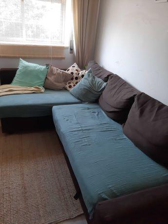 Sofá Chaise Longue Ikea