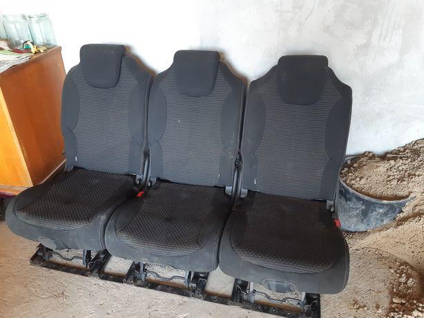 Продам сидіння від сітроен с4