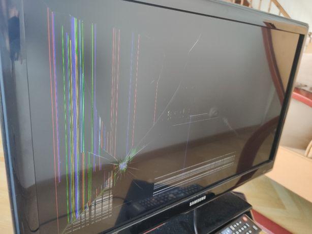 telewizor Samsung UE264EH4500- uszkodzony