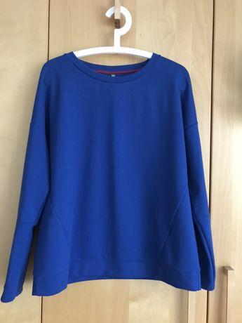 Benetton bluza damska oversize OKAZJA