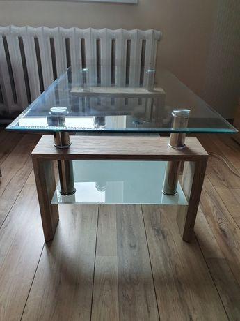 Ława szklana 110x60 cm