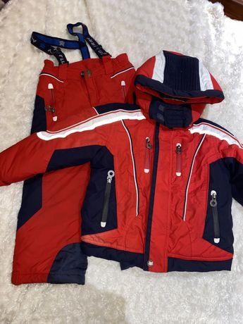 Комбинезон курточка Chicco 104