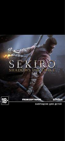 Игра на Xbox one Sekiro: Shadows Die Twice