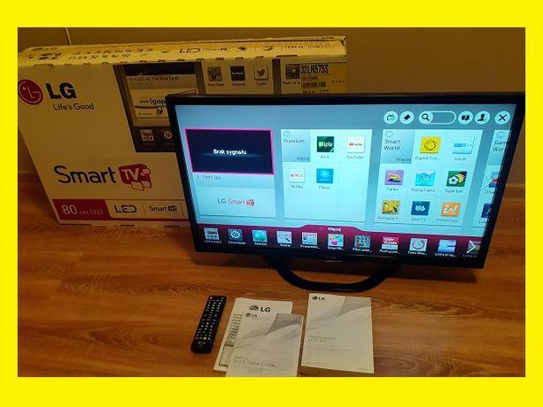 Telewizor Led 32'' LG 32LN575S Smart Tv Wi-Fi Netflix YouTube