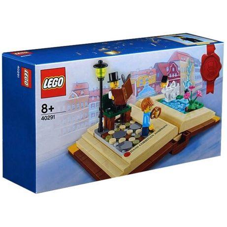 LEGO 40291 - Hans Christian Andersen