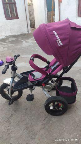 Детский трёхколёсный велосипед Crosser T-400