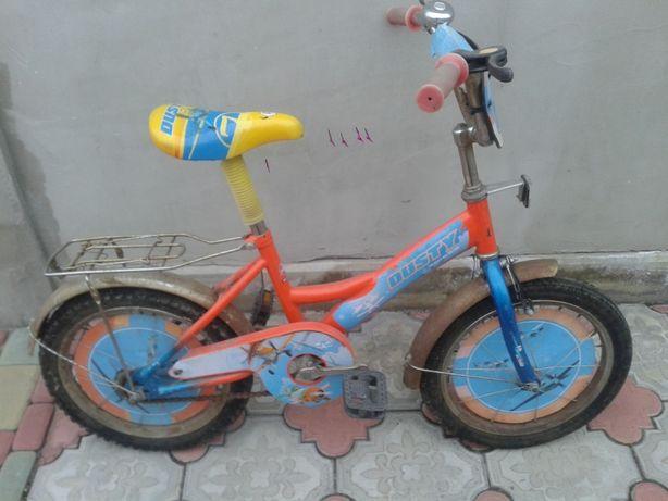 Продам детский велосипед колёса 16''