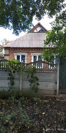 Продается благоустроенный дом .