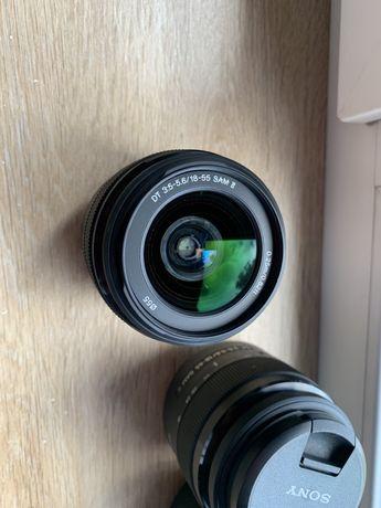 Об'єктив Sony SAL 18552
