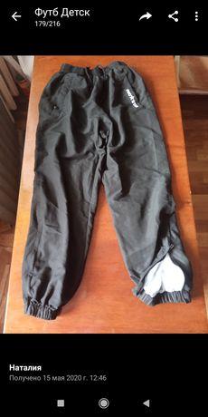 Продам спортивные брюки для подростка. Рост 152