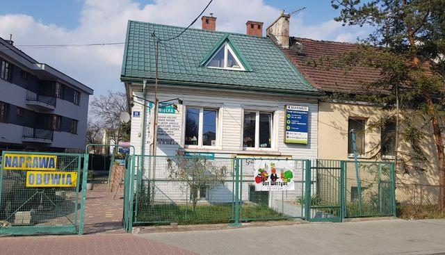 Lokal Dobrego Pasterza 50 mkw na poddaszu