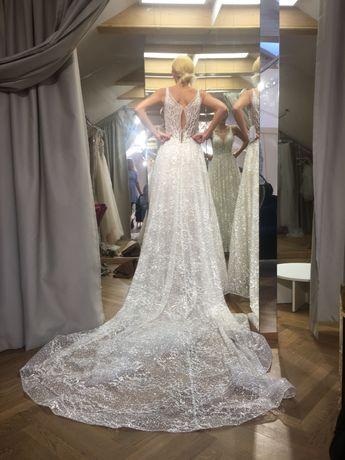 Suknia Ślubna efekt wow model 2020r.