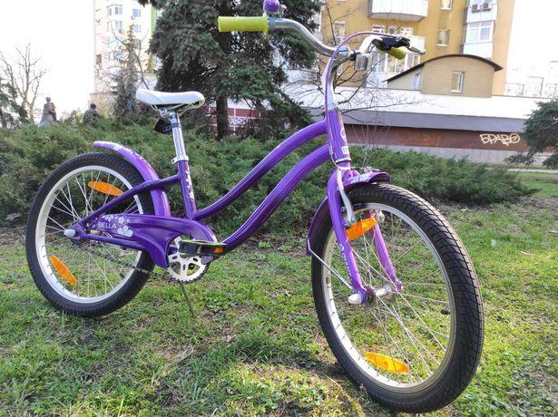 """Детский велосипед для девочки от 5 лет до 9 лет, Giant Bella 20"""""""