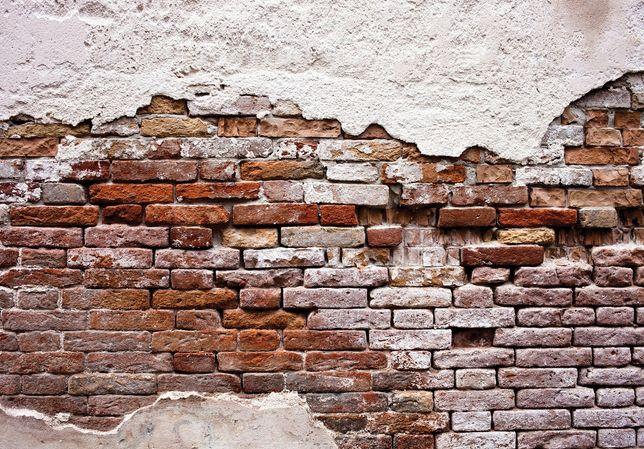 Tapeta, fototapeta Imitacje cegły, mury