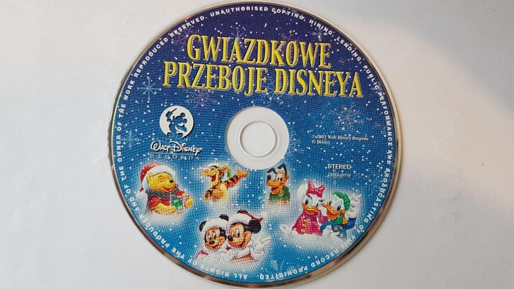 Disney - Gwiazdkowe przeboje Disney'a CD Łódź - image 1