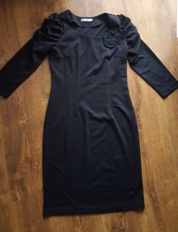 NOWA sukienka tunika DE FACTO czarna rozmiar 40 L