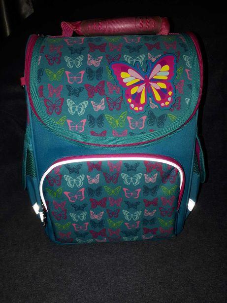Рюкзак школьный Smart каркасный ортопедический.