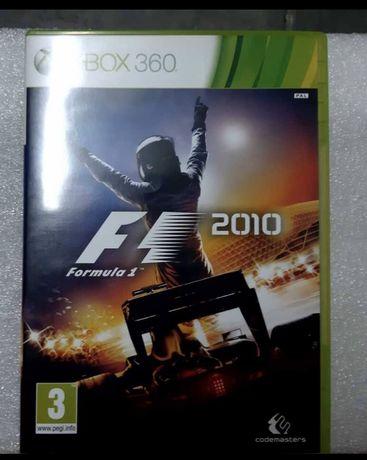 Gra F1 na konsole xbox 360