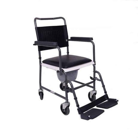 Cadeira Sanitária com Rodas NOVA