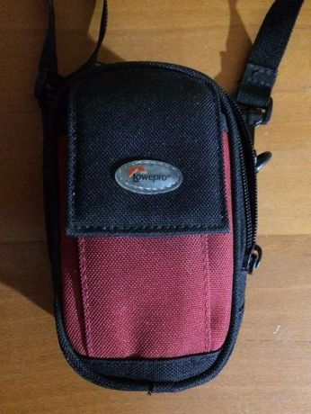 Bolsa para máquina fotográfica compacta Lowepro