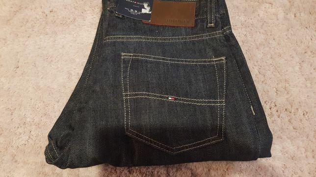 Tommy Hifliger jeansy męskie