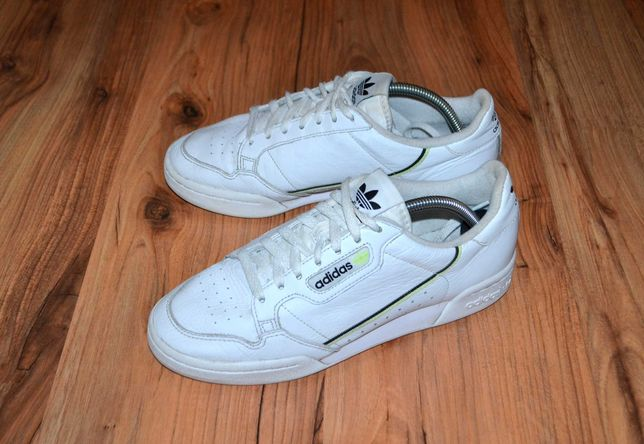 Кроссовки Adidas Continental оригинал - 41 р stan Smith reebok