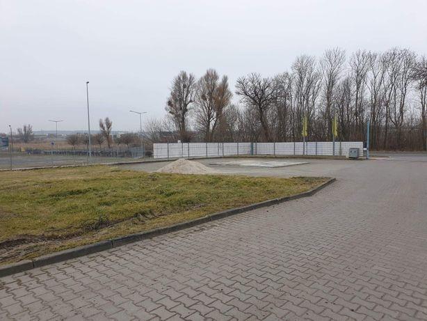 Plac / parking ul.Brodowska