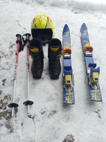 Komplet nart dziecięcych