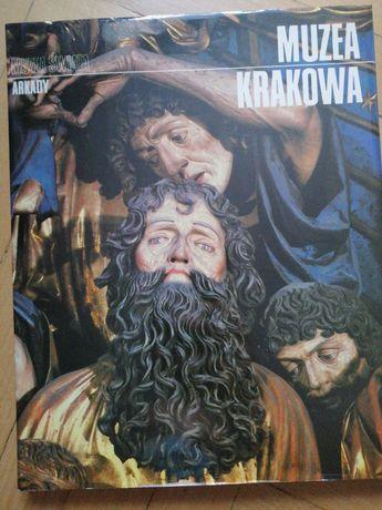 Muzea Krakowa wydawnictwo Arkady