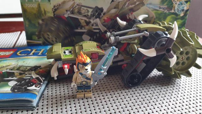 Lego Chima 70001 Rozpruwacz Crawley'a