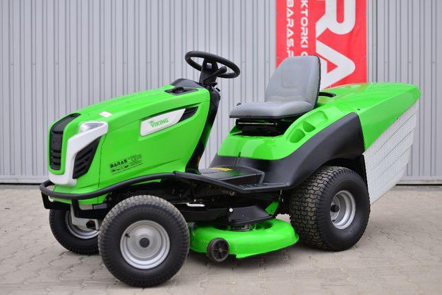 Traktorek kosiarka VIKING (110304) - Baras