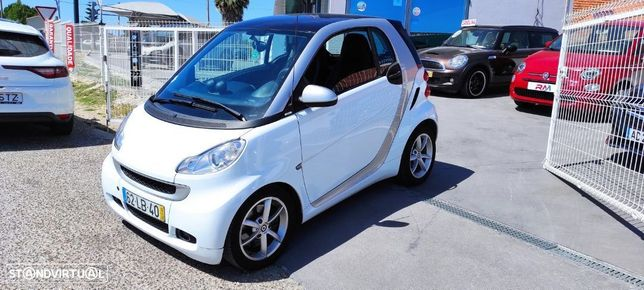 Smart ForTwo 1.0 Pure 71