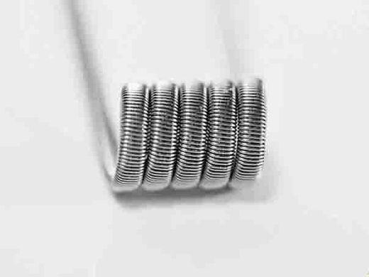 Спираль Fused Clapton (фьюз) для баков MTL