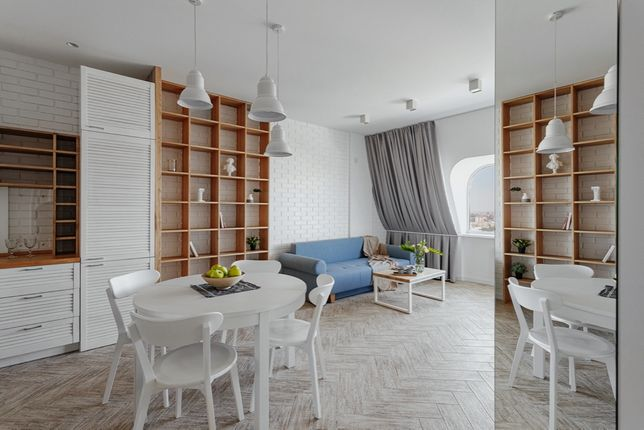 Апартаменты с 2-мя спальнями (центр) №41