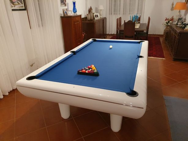 Bilhar snooker como novo