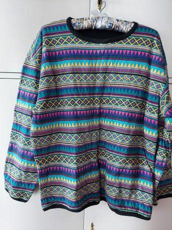 Dwustronna ciepła bluza Fila