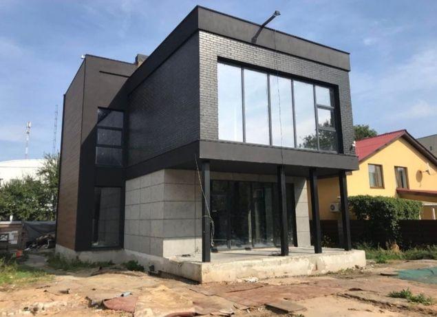 Без% Продажа современного дома в стиле Хай Тэк. Туполева Святошинский