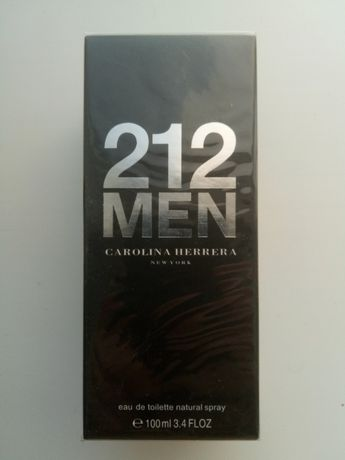 Carolina Herrera 212 Men Black