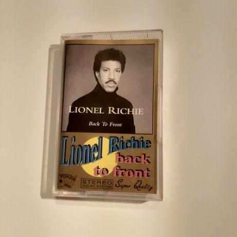Lionel Richie back to front kaseta