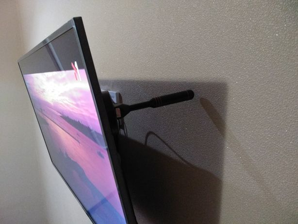 Активная антенна для Т2, питание от USB. 5 метров, на магните.
