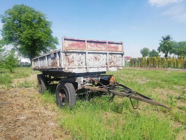 Przyczepa rolnicza d47